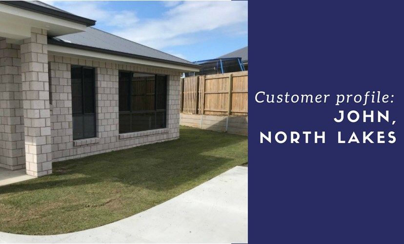 Customer Profile: John from North Lakes