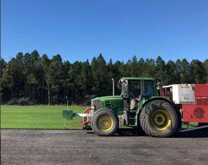 Behind the scenes: Harvesting