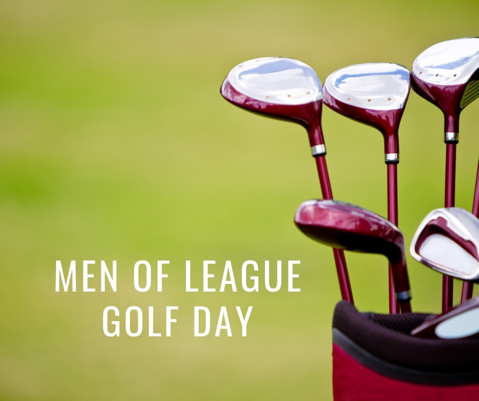 Men of League Golf Day